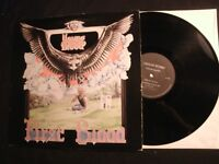 Young Blood - First Blood - 1982 UK Private Vinyl 12'' Ep/NWOBHM Hard Rock Metal