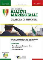 Concorso allievi marescialli. Guardia di Finanza. Prova orale, E. Buscarino