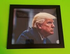 DONALD TRUMP - PRESIDENT AUTOGRAPHED PICTURE SIGNED 8X10 PHOTO