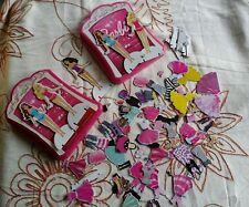 Barbie Magnetic Dress Up 2 Closets