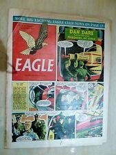 Classic Eagle Comic Vol 5 no 26: Dan Dare Prisoners of Space - 25th June 1954
