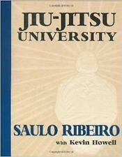 Jiu-Jitsu University by Kevin Howell and Saulo Ribeiro (2008, Paperback)