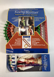 Knifty Knitter Assorted Loom Series by Provo Craft Knitting Loom - Needle Hook