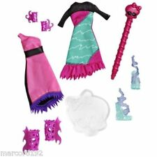 Monster High Create-a-Monster Color Me Creepy Sea Monster 2 Outfit Fashions