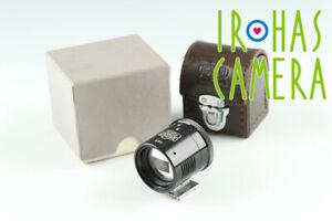 Nippon Kogaku Nikon 105mm Finder With Box #37185 L4
