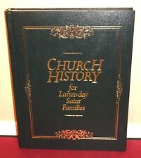 Church History For Latter Day Saint Families LDS Mormon Large Table Top HB