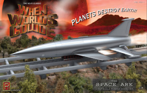 """Pegasus 9011 1/350 The Space Ark - When Worlds Collide """"War of World"""