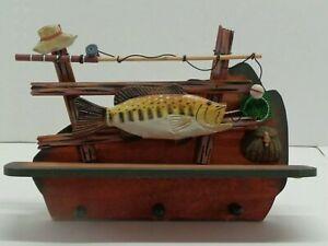 Decorative Fishing key holder