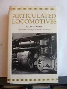 ARTICULATED LOCOMOTIVES - LIONEL WIENER Hardback 1970