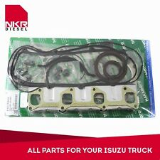 Gasket Set; Engine ISUZU 4JB1 4JB1T Pickup Trooper Nkr Nhr Bobcat Loaderexcav