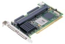 Intel SRCU42X PCI-X Dual Ultra320 SCSI RAID Controller w/128MB New. BBU Optional