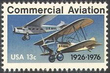 USA 1976 commercial Aviation/Avions/Aéronefs/vol/transport 1 V (n33330)