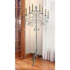 Medieval Gothic Floor Candelabra Candle Holder Castle Style Antique Lighting New