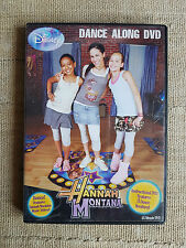 Hannah Montana dance along DVD