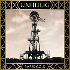 UNHEILIG Best Of Vol. 2: Rares Gold LIMITED 2CD Digipack 2017