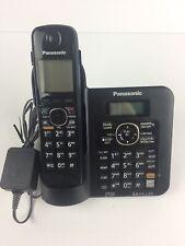 Panasonic KX-TG6641 Cordless Phone Talking CID Caller 6.0 Plus w/Batteries