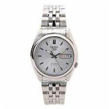 Relojes de pulsera Seiko de acero inoxidable para hombre