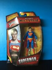 Superman DC Multiverse  From SUPERMAN MOVIE CHRISTOPHER REEVES Mint HTF