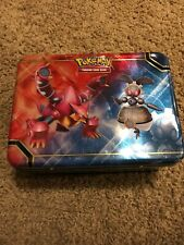 Pokemon Lunch Box Rare Volcanion/magerna Pokemon trading Card Game (no Cards)
