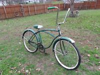 56c9d0a05ae Vintage 1961 Schwinn Bicycle--Men's 26