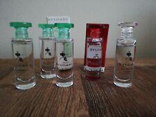 DrBVLGARI Perfume  5x 5ml bottles