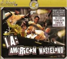 996 // CD LA : AMERICAN WASTELAND // HIP HOP // 50 CENTS *