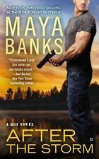 After the Storm-Maya Banks-2014 KGI novel #8-Combined Shipping