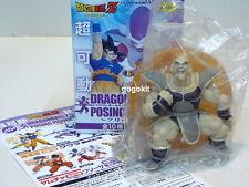 Unifive 2004 Dragonball Z Posing Figure Part 6 Nappa Mono Color Action Figure