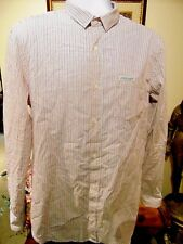 Lambretta Men's Long sleeve Casual shirt Large Carnaby Clothing