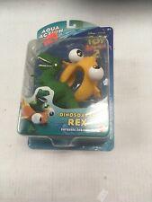 Disney's Toy Story 2 Aqua Action Dinosoaker Rex Figure