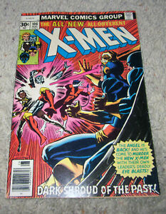 X-men 106 VF Cockrum Art Cyclops Wolverine Nightcrawler Storm LOT MCU