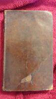Abridgement History of England 1795 Goldsmith Leather 8th Edition John Rice RARE