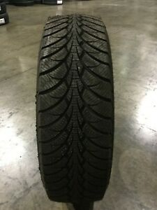 1 New 255 70 18 Goodyear Ultra Grip Ice Snow Tire