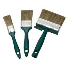 mako Lasur-Pinsel-Set 3-tlg. Flachpinsel 30 mm, 50 mm, 100 mm