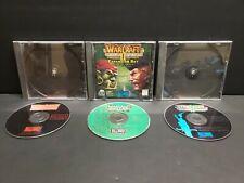 Warcraft II: Beyond The Dark Portal Expansion Set PC Game (1996, Blizzard)