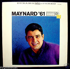 MAYNARD FERGUSON-MAYNARD '61-Great Trumpet jazz Album-ROULETTE #SR 52064