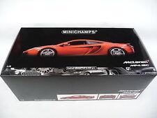 Minichamps 1:18 McLaren MP4-12C 2011 Orange 133020