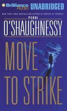 Nina Reilly: Move to Strike 6 by Perri O'Shaughnessy (2013, CD, Unabridged)