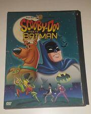 Scooby Doo Meets Batman DVD - Animated - NR - Warner Bros