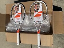 Babolat pure strike 16x19 4 1/4 2nd Gen.  Brand New, Never Used. Unstrung.