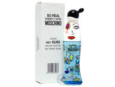 *Sale* - Moschino Cheap & Chic So Real 100ml Edt Spray (Tester Unit)