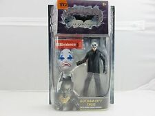Batman The Dark Knight Joker GOTHAM CITY THUG Cross Eyes Action Figure NEW
