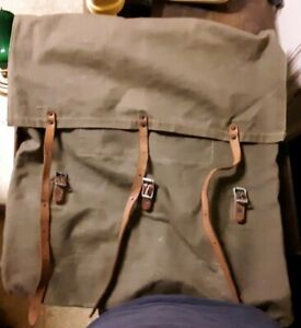 Vintage Portage Pack Sack A-2 Superior Products