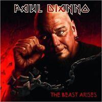 PAUL DI'ANNO - The Beast Arises DIGI-CD