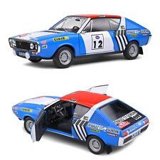 1/18 solido renault r17 gordini no. 12 j.l therier 1974 home delivery may