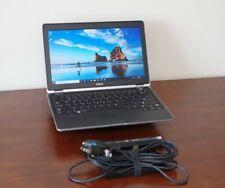 Dell Latitude E6230, i5-3360M, 8GB ram, 320GB Drive, Win10 Pro, Backlight Keys