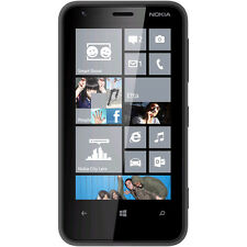 NOKIA LUMIA 620 8GB -  Unlocked or O2 - BLACK / WHITE - Smartphone Mobile