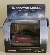 Corgi 01806 INSPECTOR MORSE 'The Remorseful Day' Jaguar MKII Diorama Scene