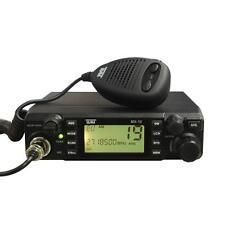Team Mx-10 AM/FM completo multi normas 12/24 Volt LCD CB radio