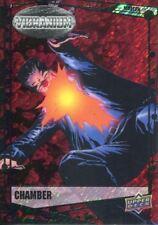 Marvel Vibranium Molten [299] Parallel Base Card #43 Chamber